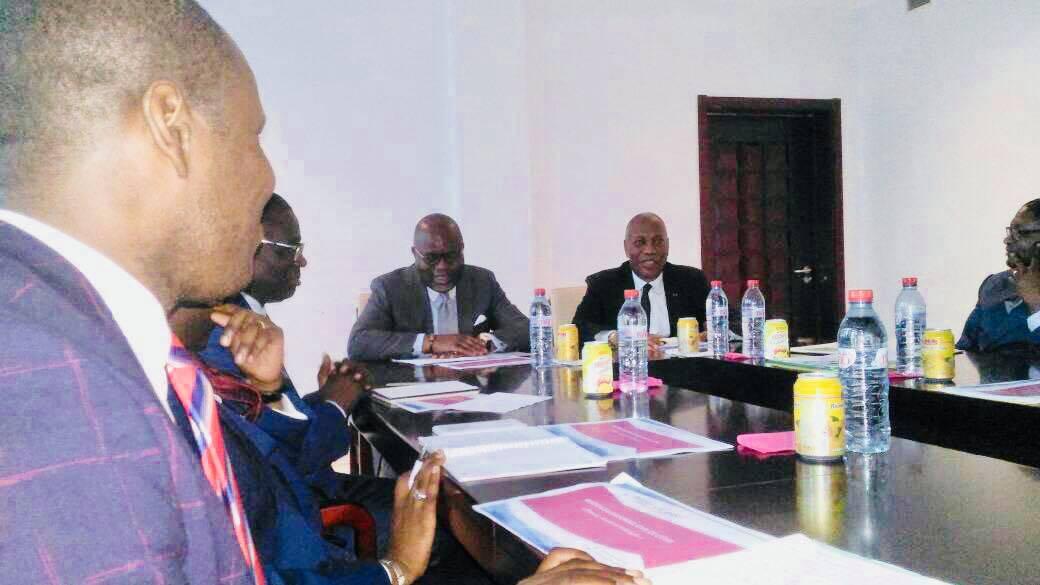 Système de gestion des ressources Humaine de l'État: Le Dsi-Club Congo, conseil le vice Premier-Ministre