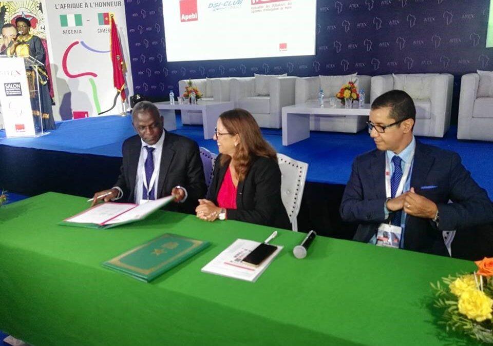 APEBI, AUSIM et DSI-CLUB CONGO: Le Maroc et le Congo signent un nouveau partenariat pour le développement du numérique