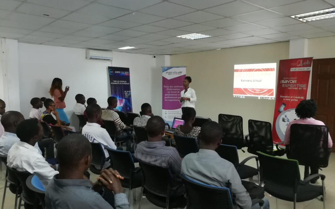 Le DSI club Congo lance la formation en systèmes d'information pour PME