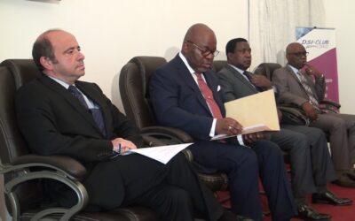 Rendez-vous de l'économie numérique : Un cas concret d'entreprise avec Total E&P Congo